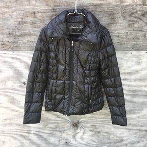 NWOT Kenneth Cole Quilted Packable Puffer Jacket